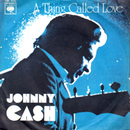 A Thing Called Love (CBS 4460) sleeve
