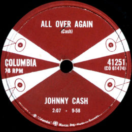 All Over Again (Columbia 41251) 78rpm