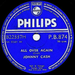 All Over Again 78rpm
