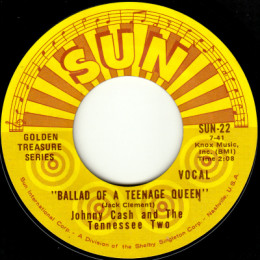 Ballad Of A Teenage Queen (Sun Int 22)