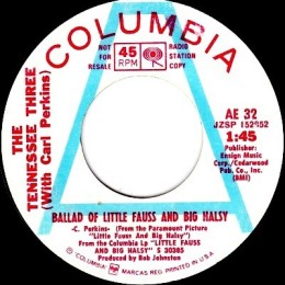 Ballad Of Little Fauss And Big Halsy (AE32