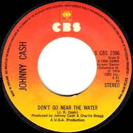 Don't Go Near The Water (CBS 2396)