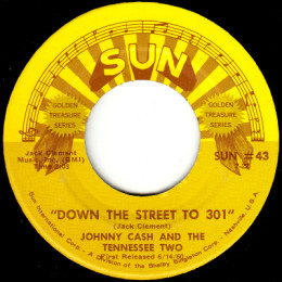 Down The Street To 301 (Sun International 43)