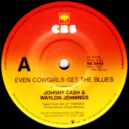 Even Cowgirls Get The Blues (BA 3442)