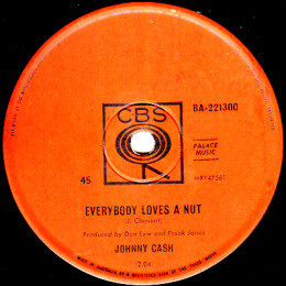 Everybody Loves A Nut  (CBS BA 221300)
