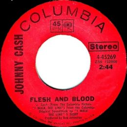 Flesh And Blood (Columbia 4-45269) variant 2