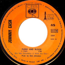 Flesh And Blood (CBS 5364) france