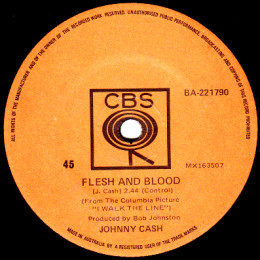 Flesh And Blood (CBS BA 221790)
