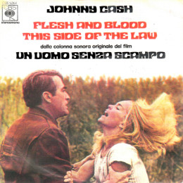 Flesh And Blood (sleeve) Italy