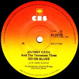 Go On Blues (CBS BA 222209)
