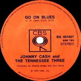 Go On Blues (CBS BA 461667)
