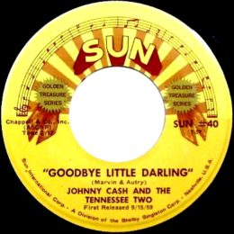 Goodbye Little Darling (Sun International 40) variant 2