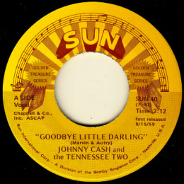 Goodbye Little Darling (Sun International 40) variant 1
