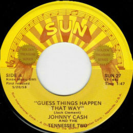 Guess Things Happen That Way (Sun International 27) variant 2