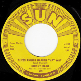Guess Things Happen That Way (Sun 295) variant 1