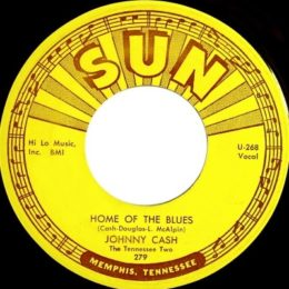 Home Of The Blues - variant 1