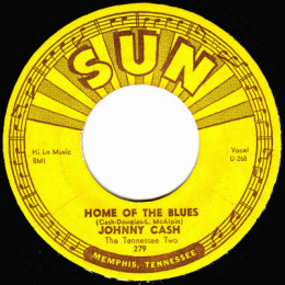 Home Of The Blues - variant 2