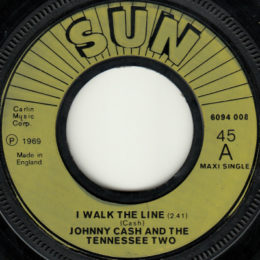 I Walk The Line (Sun Int 6094 008)