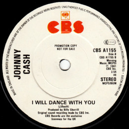 I Will Dance With You (CBS A1155) promo