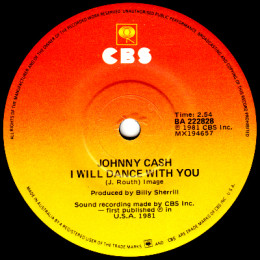 I Will Dance With You (CBS BA 222828)
