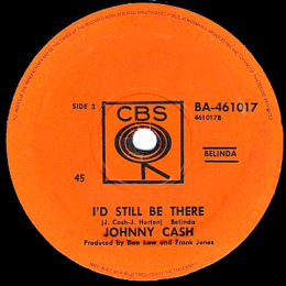 I'd Still Be There (CBS BA-461017)