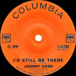 I'd Still Be There (Columbia 4-42788) variant 3.