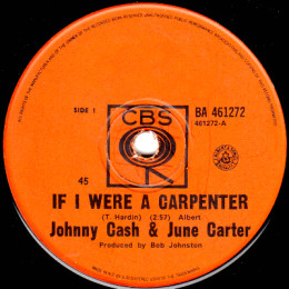 If I Were A Carpenter (CBS BA 461272)