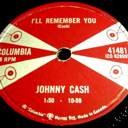 I'll Remember You (78 rpm)
