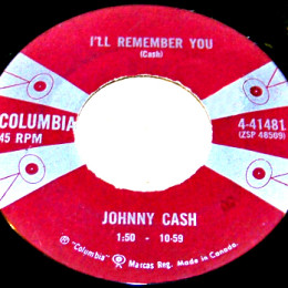I'll Remember You (Col 4-41481)