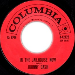In The Jailhouse Now (Columbia 4-31425) variant 2