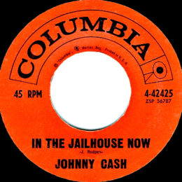 In The Jailhouse Now (Columbia 4-42425) variant 3
