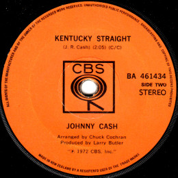 Kentucky Straight (CBS BA 461434)