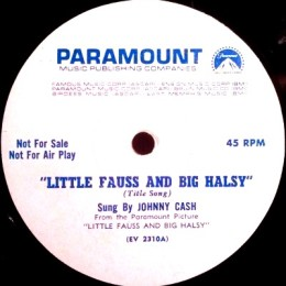 Little Fauss And Big Halsy (Paramount)