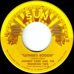 Luther's Boogie (Sun International 35)
