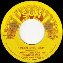 Mean Eyed Cat (Sun International 45)