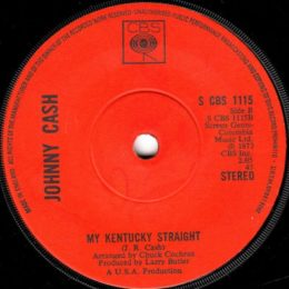 CBS S 1115: Any Old Wind That Blows / Kentucky Straight