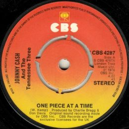 One Piece At A Time (S CBS 4287) variant 1