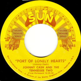 Port Of Lonely Hearts (Sun International 45)