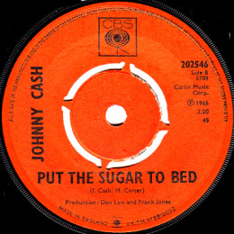 Put The Sugar To Bed (CBS 202546)