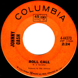 Roll Call (Columbia 4-44373)