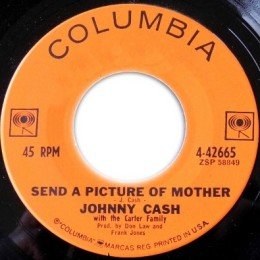 Send A Picture Of Mother (Columbia 4-42665)
