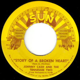 Story Of A Broken Heart (Sun International 43)