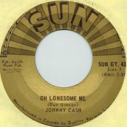 Sun GT 41X Oh Lonesome Me