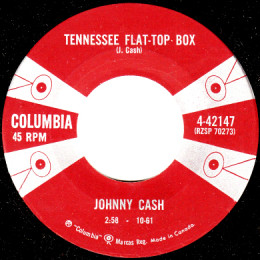 Tennessee Flat-Top Box (Columbia 4-42147)