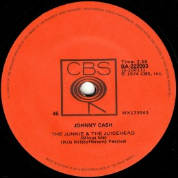 The Junkie And The Juicehead (CBS BA 222093)