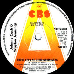 There Ain't No Good Chain Gang (promo)