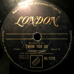 There You Go 78 rpm