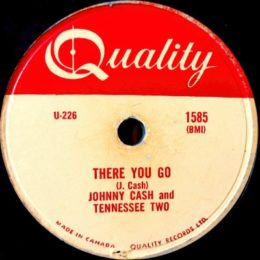 There You Go (Quality 1585) 78rpm