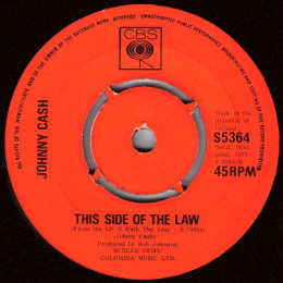 This Side Of The Law (CBS 5364)