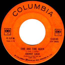 Time And Time Again (Columbia 4-43145)